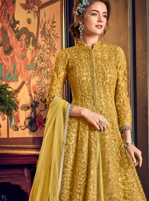 Trendy Salwar Suit For Reception