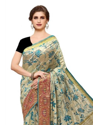 Tussar Silk Silk Saree