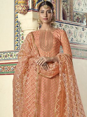 Viscose Trendy Salwar Suit