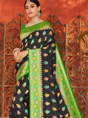 Weaving Classic Saree