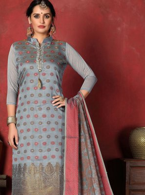 Weaving Festival Salwar Suit