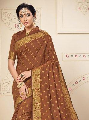 Weaving Festival Silk Saree