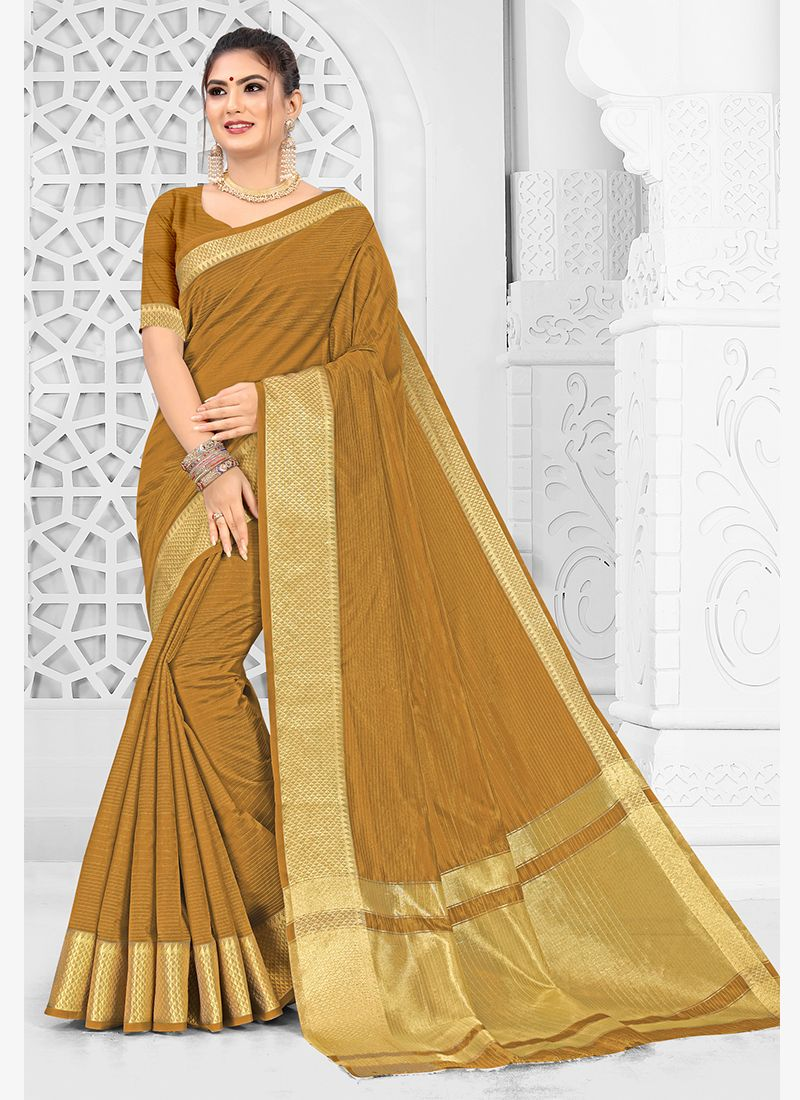 Weaving Festival Trendy Saree