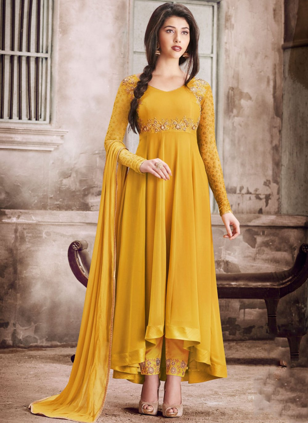 Amazing Georgette Salwar Suit