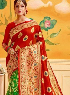 Woven Casual Saree