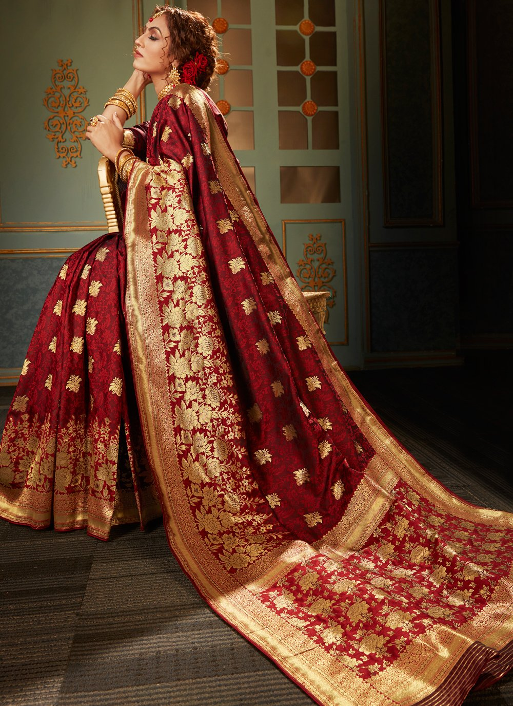 Woven Classic Saree