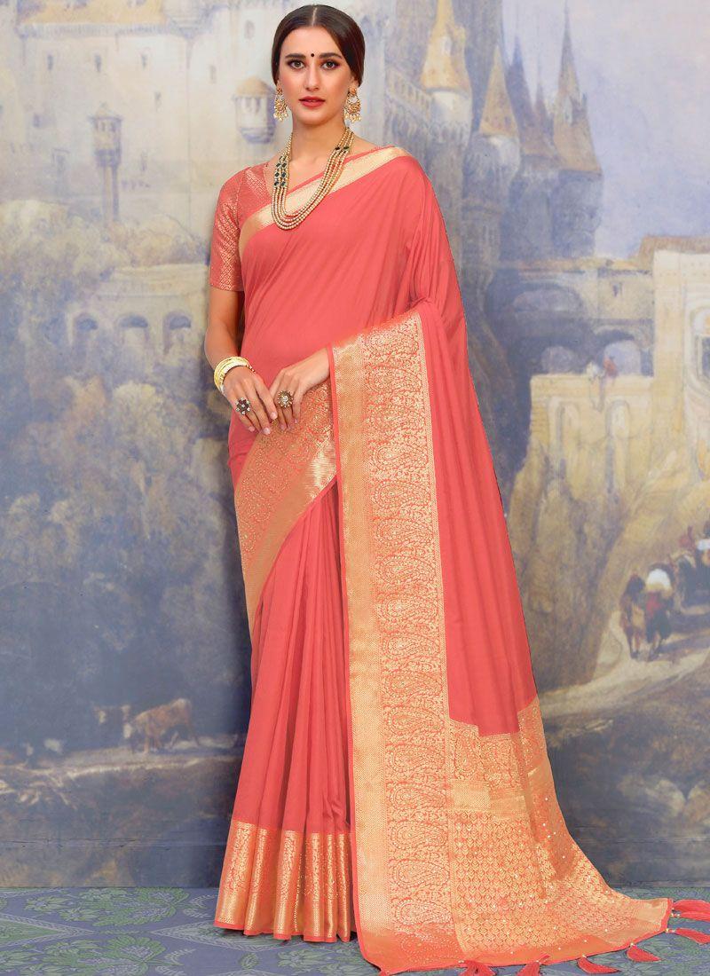 Woven Festival Designer Traditional Saree