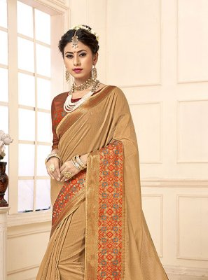 Woven Party Casual Saree