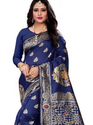 Woven Party Traditional Saree