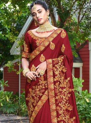 Zari Designer Saree