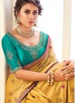 Zari Party Classic Designer Saree