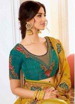 Zari Wedding Designer Saree