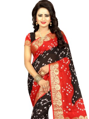 Art Silk Fancy Traditional Designer Saree