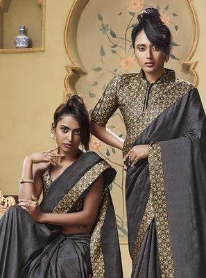 Art Silk Festival Classic Designer Saree