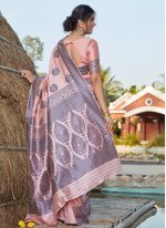 Banarasi Silk Festival Traditional Designer Saree