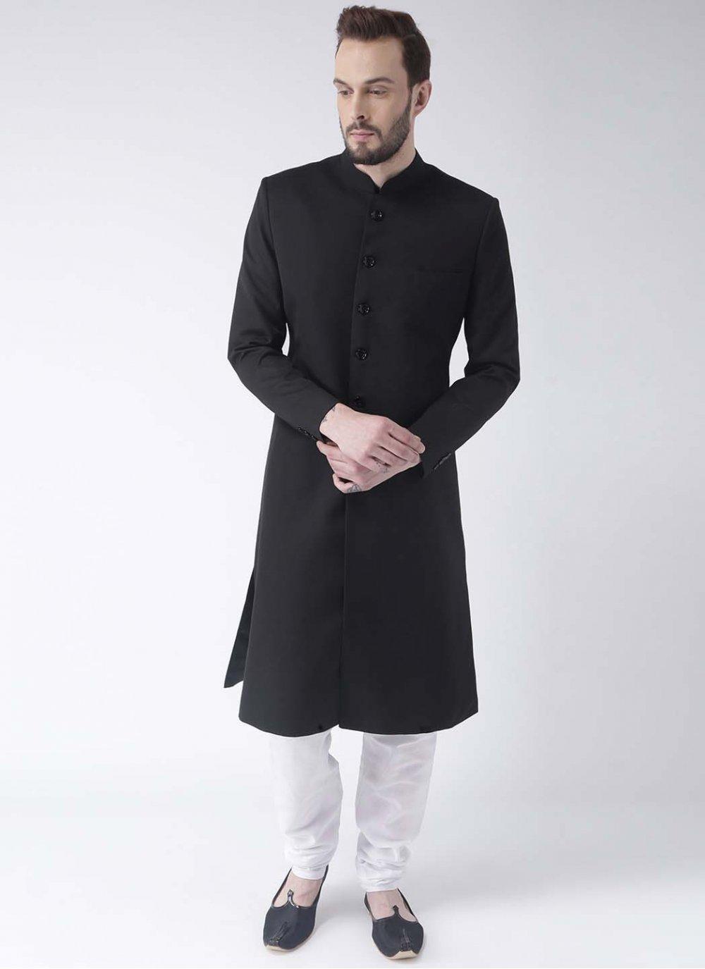 Black Plain Sangeet Indo Western
