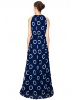 Blue Color Designer Gown