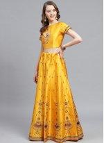 Bollywood Lehenga Choli For Reception
