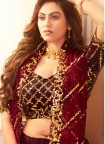 Bollywood Lehenga Choli For Sangeet