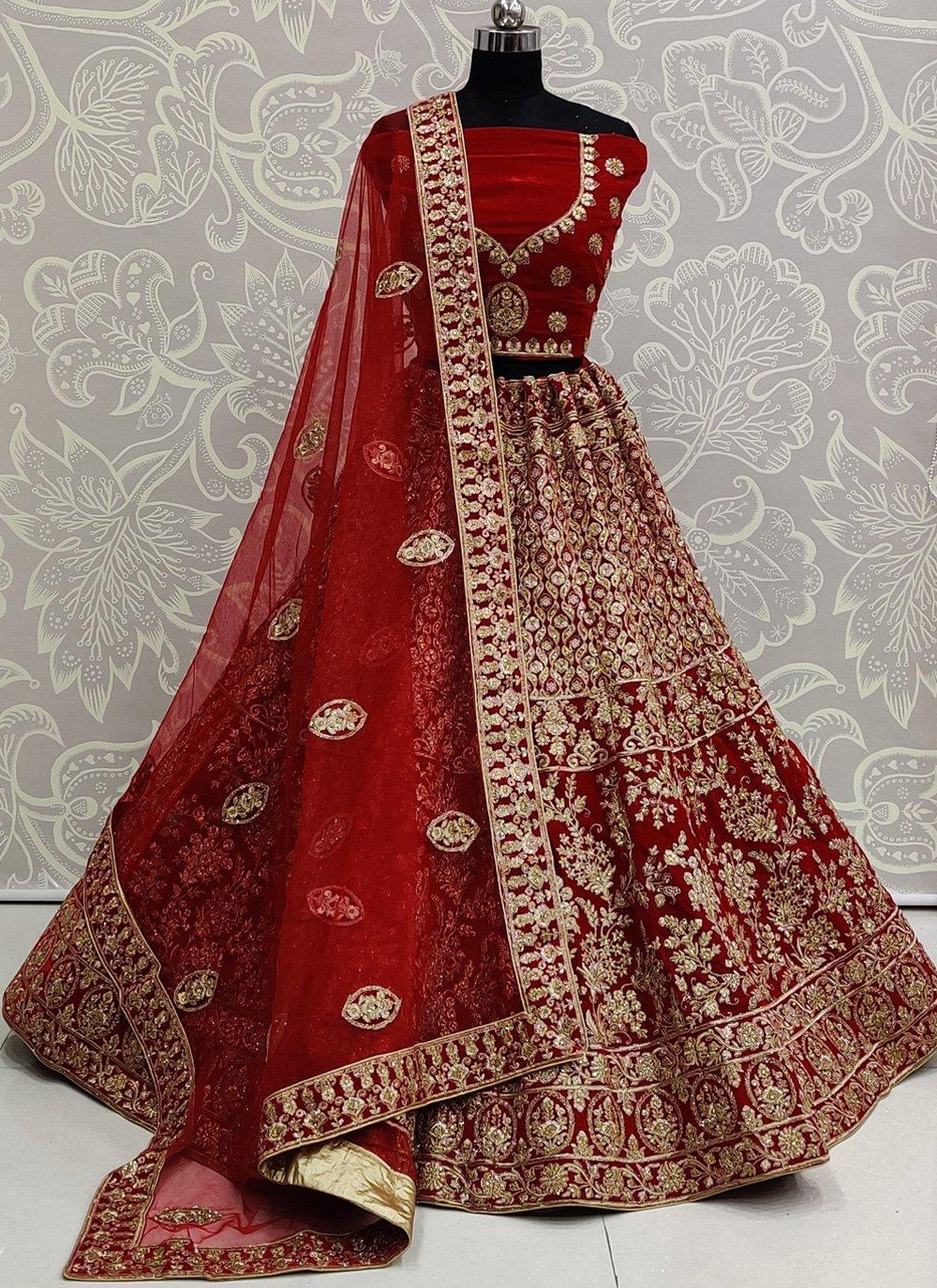 Bollywood Lehenga Choli For Wedding