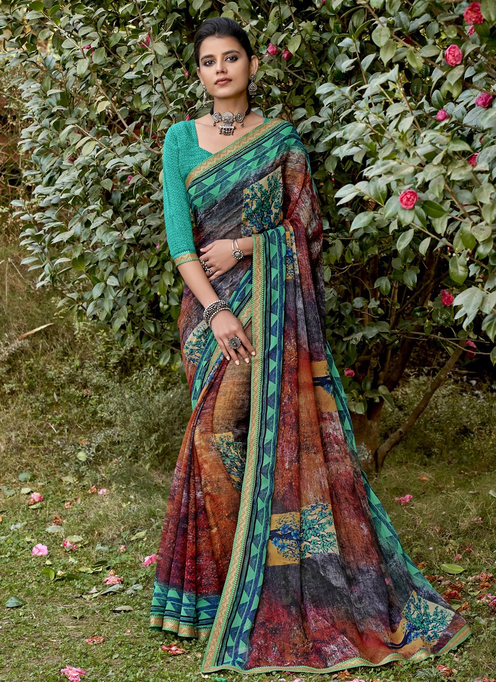 Bollywood Saree For Party