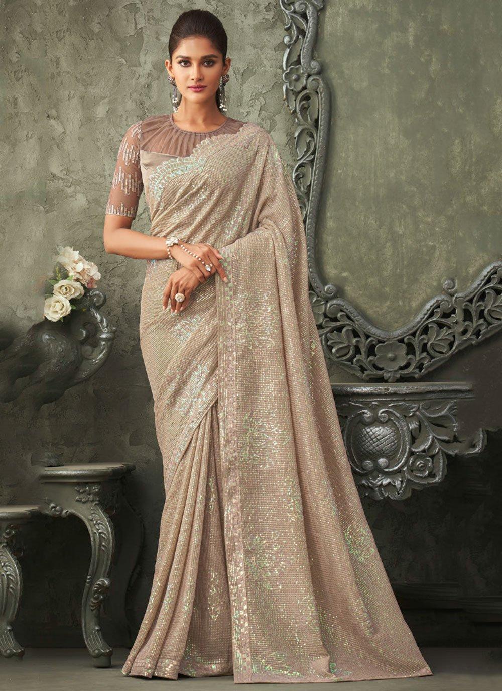 Bollywood Saree For Wedding