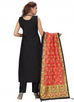Chanderi Pant Style Suit