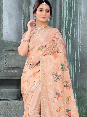Chinon Resham Classic Designer Saree