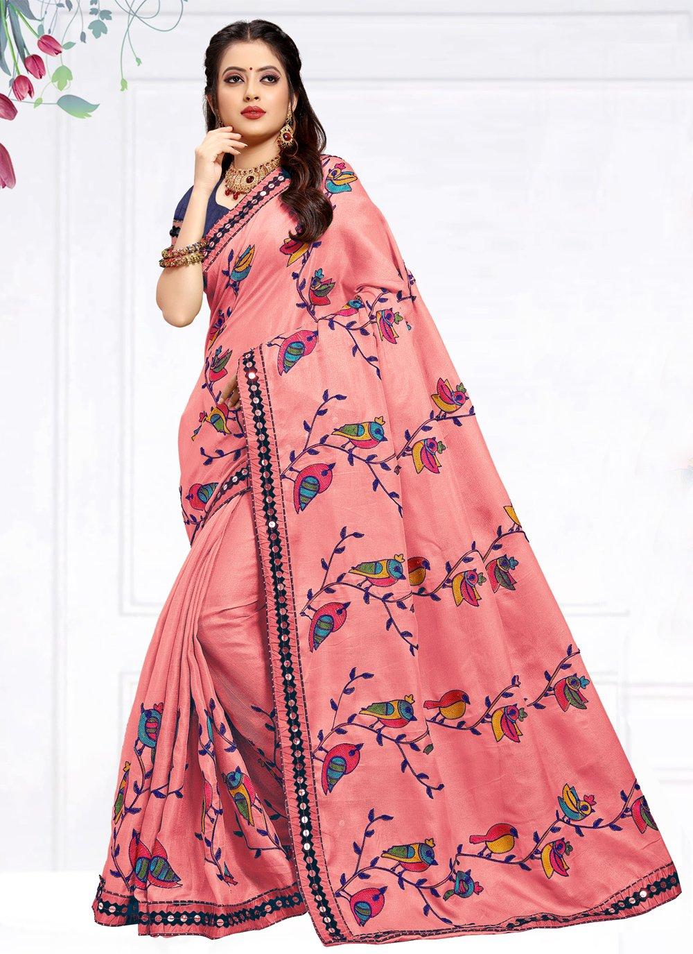 Classic Saree For Festival