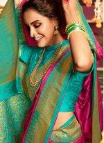Contemporary Saree For Wedding
