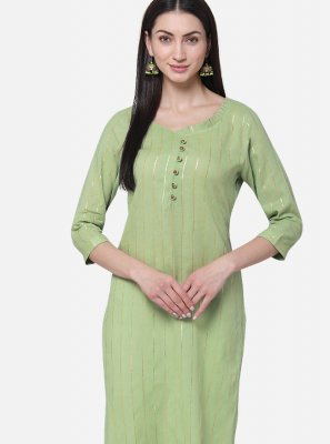 Cotton Casual Casual Kurti
