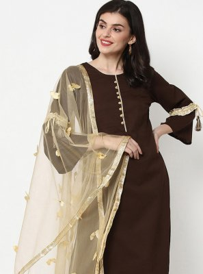 Cotton Designer Salwar Suit