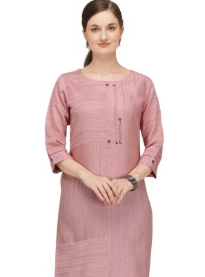 Cotton Fancy Designer Kurti