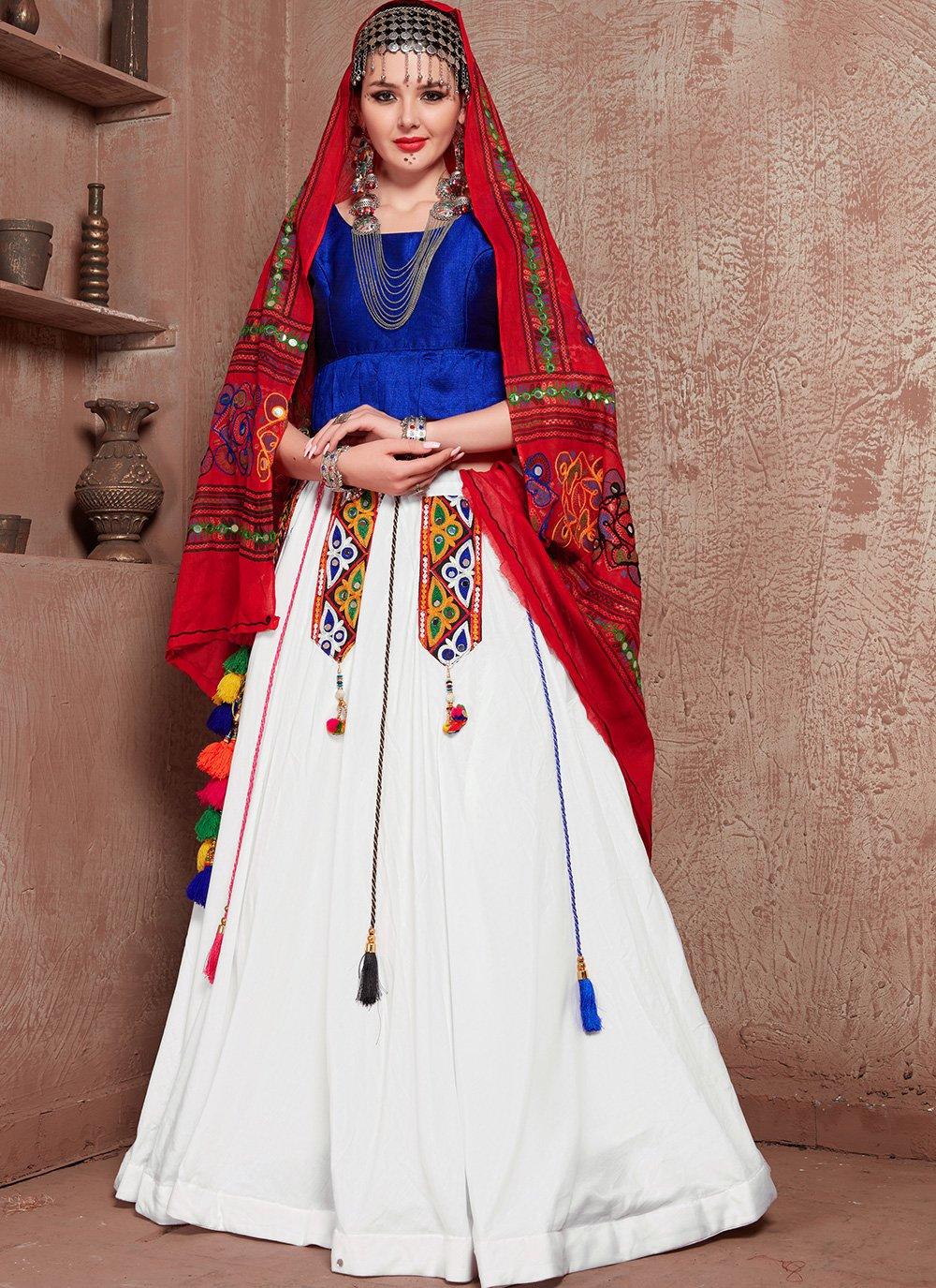 Cotton Festival Lehenga Choli