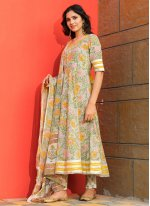 Cotton Printed Bollywood Salwar Kameez