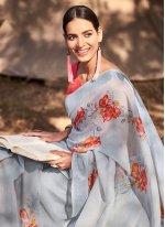 Cotton Silk Silk Saree