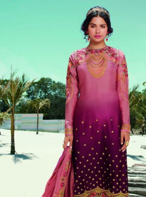 Designer Pakistani Salwar Suit For Ceremonial
