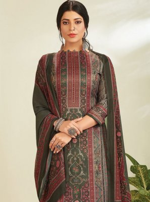 Designer Pakistani Salwar Suit For Festival