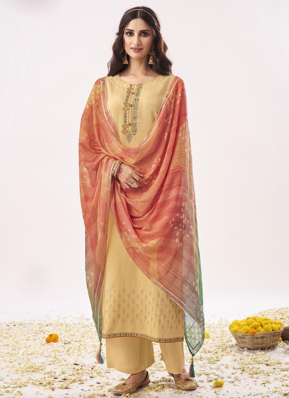 Designer Pakistani Salwar Suit For Party