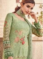Designer Pakistani Suit For Festival
