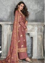 Designer Palazzo Salwar Suit For Festival