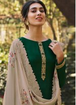 Designer Palazzo Suit For Engagement