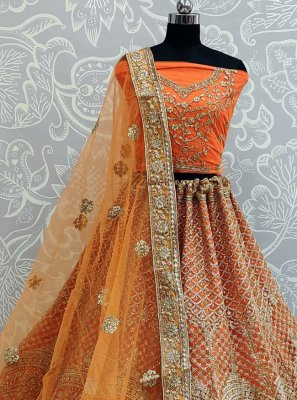 Dimond Net Trendy Lehenga Choli