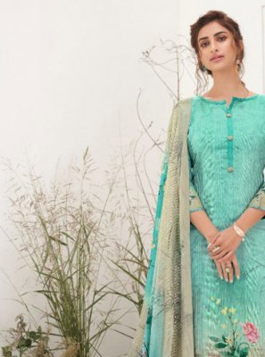 Embroidered Ceremonial Designer Palazzo Suit