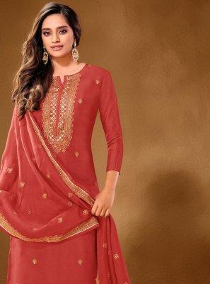 Embroidered Cotton Lawn Designer Pakistani Suit