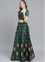 Embroidered Designer Lehenga Choli