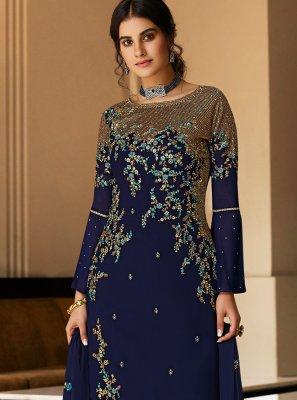Embroidered Designer Pakistani Salwar Suit