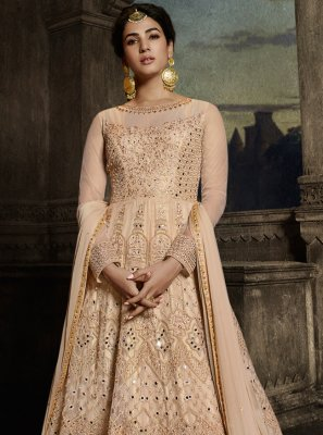Embroidered Engagement Designer Salwar Kameez