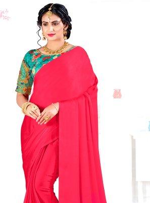 Embroidered Festival Classic Designer Saree