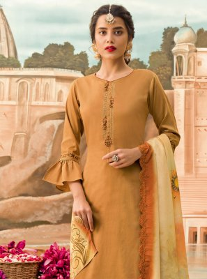 Embroidered Festival Designer Pakistani Salwar Suit